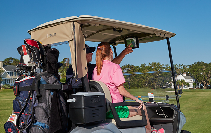 What Drives Us - Yamaha Golf Car on gasoline carts, used carts, ezgo carts, yamaha side by side, custom lifted carts, yamaha passenger carts, yamaha electric carts, gas powered carts, yamaha gas carts, yamaha trailers, yamaha utility,