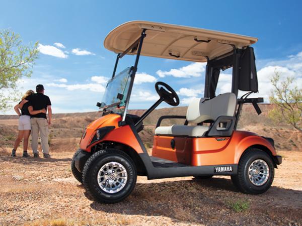 Build Your Own Yamaha Golf Car