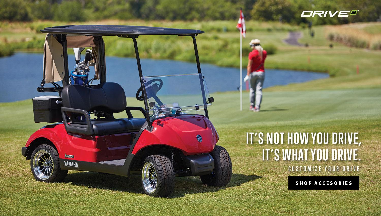 Golf Cars   Golf Carts   Yamaha Golf-Cars - Yamaha Golf Car