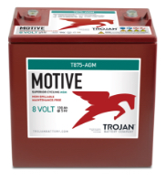 MOTIVE T875-agm Battery
